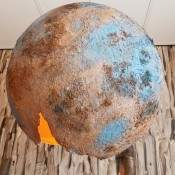 Planet Earth bollamp 60cm
